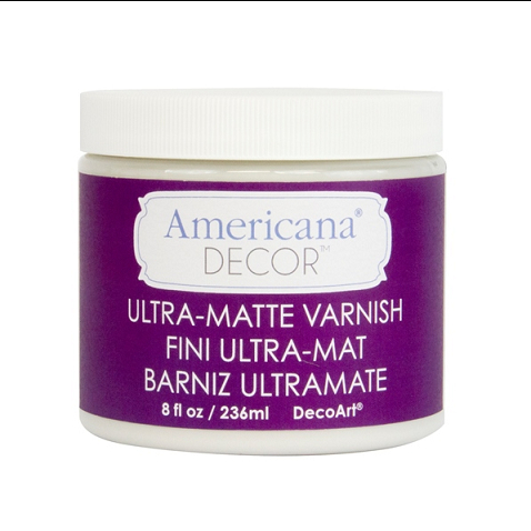 Americana Decor Ultra Matt Varnish - Lakier ultra matowy ADM04 236 ml
