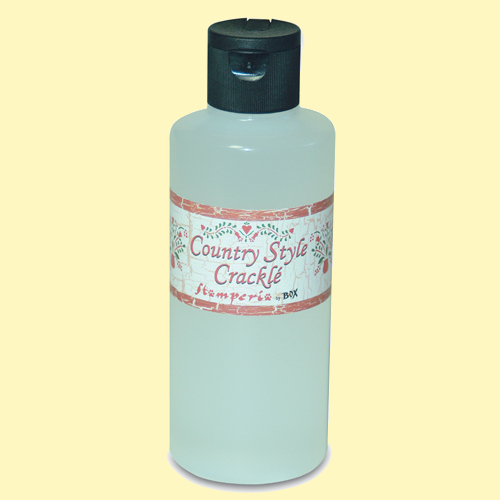 Stamperia medium do spękań Country Style Crackle 200 ml