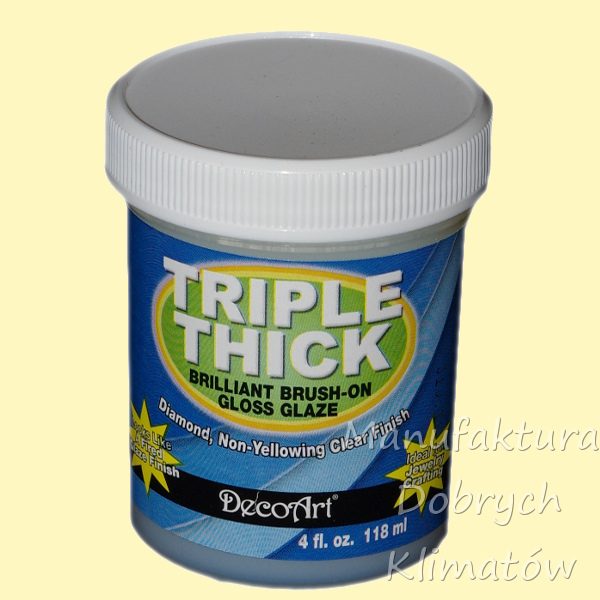 Triple Thick Gloss Glaze (710) 118 ml