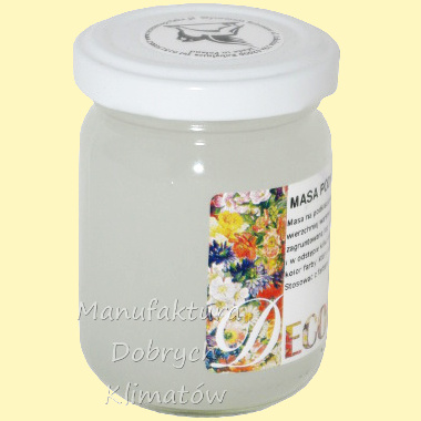 Klej wodny do decoupage marki Renesans 110 ml