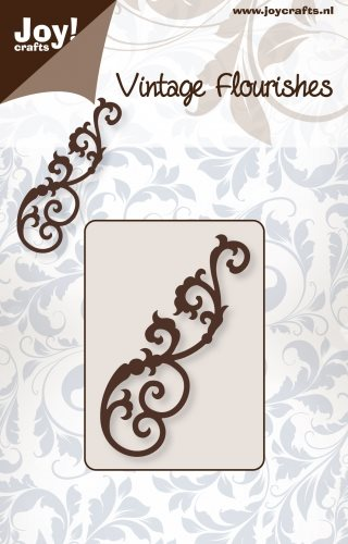 WYKROJNIK - Joy Vintage Flourishes - ornament