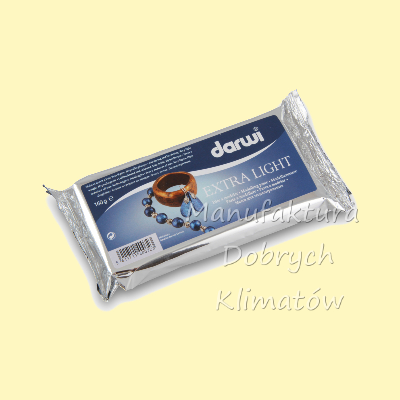 Darwi Extra Light masa samoutwardzalna -160g